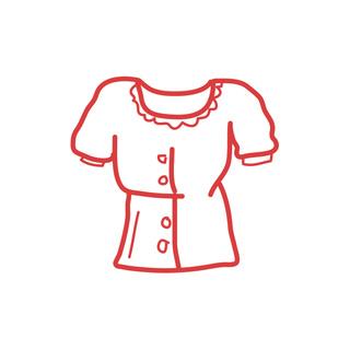 Härzmelodie - Sie spenden eine Bluse
