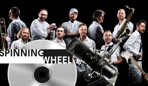 BrazzFunk@home - Spinning Wheel geht ins Tonstudio