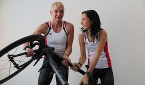 Erfolgreiche Teilnahme am härtesten Radrennen