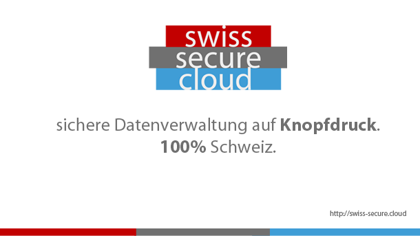 swiss-secure.cloud - Die Zentralschweizer Cloud