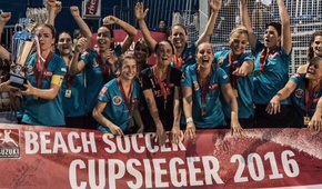 Euro Winners Cup (Champions League) Havana Shots Aargau Damen