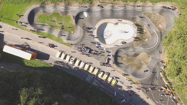 Realisierung Rollsportpark Schüpfheim