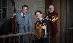 CD-Produktion - allerhand - Trio Cappella
