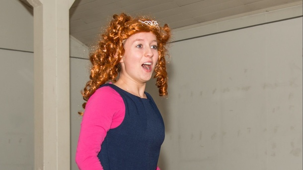 Theater-Tournee Prinzessin Sturmfrisur