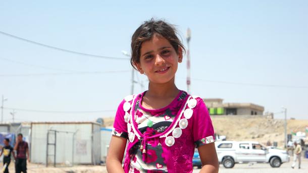 Humanitärer Einsatz für Refugees / Erbil, Irak