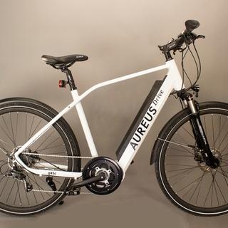Flotte 5 E-Bikes mit individueller Werbeaufschrift