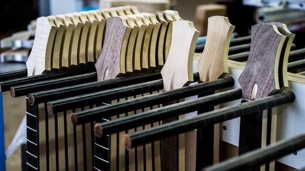 Werkstatt für Gitarrenbauer