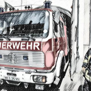 Feuerwehr-Führung