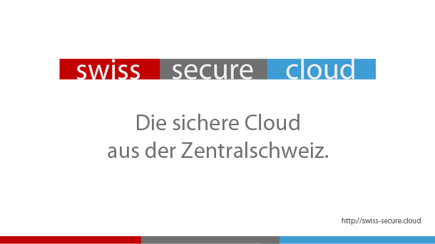 swiss-secure.cloud - Die Zentralschweizer Cloud