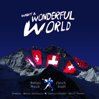 "CD ""What A Wonderful World"""