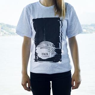 3FACH-Shirt mit lieber Grusskarte