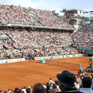 French Open, Roland Garros, Final Ticket, Kategorie 1