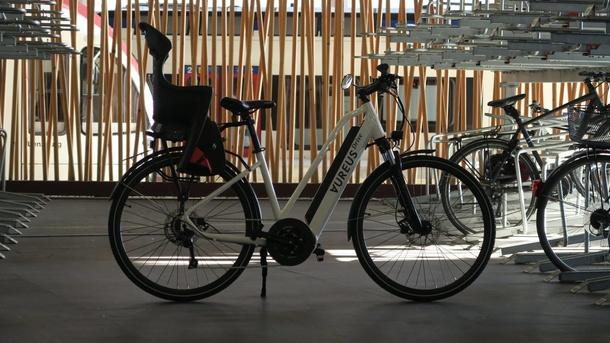 AureusDrive Einfach E-Bike - Das Neue!