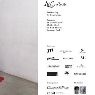 Fashionday Nachmittag 13.00 bis 17.00 Uhr