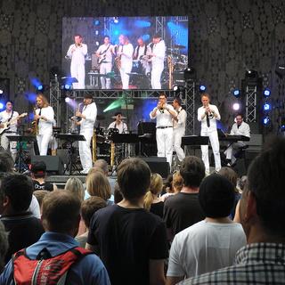 """Live - """"Mit alles & scharf"""""""