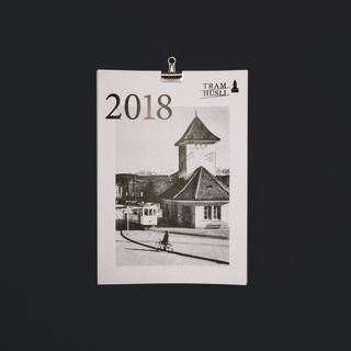 Tramhüsli-Kalender 2018