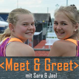 """""""Meet & Greet"""" mit Jael & Sara"""