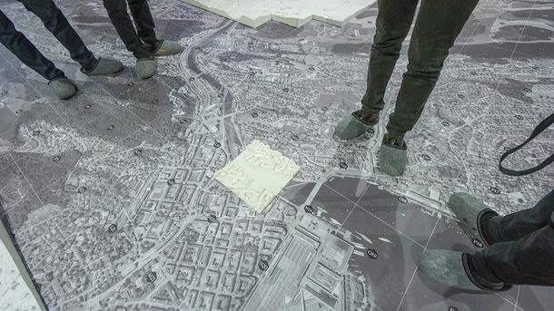 Mein Haus – unser Luzern. Das neue 3D Stadtmodell Region Luzern