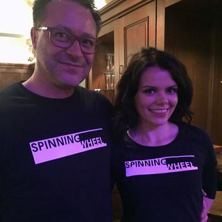 Sexy-SpinningWheel Shirts