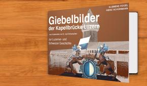 Giebelbilder der Kapellbrücke Luzern Buchprojekt