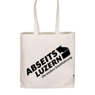 Einkaufs-Tasche von Abseits aus 100% Baumwolle