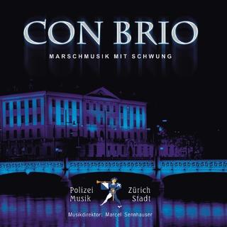 """CD """"Con Brio - Marschmusik mit Schwung"""""""