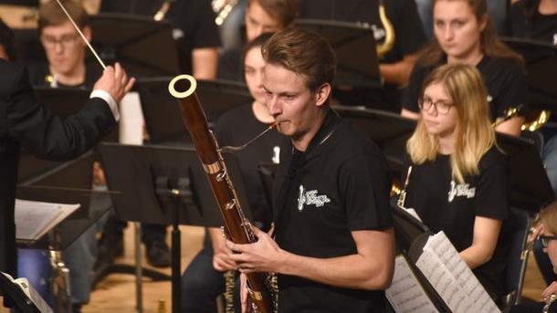 Jugendblasorchester Unterwalden 2019