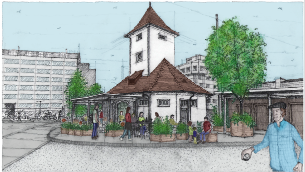 Tramhüsli - Der neue Ort der Begegnung und Kultur