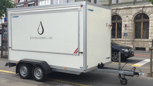 Keep our Bio-Wein-Truck alive