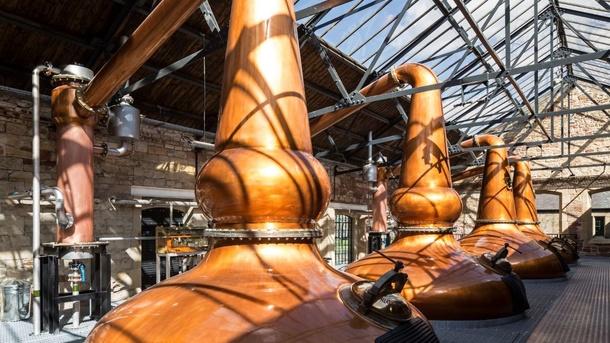 Fass-Finanzierung von The Borders Distillery