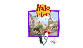 Hallo Arbon - Comic Heft