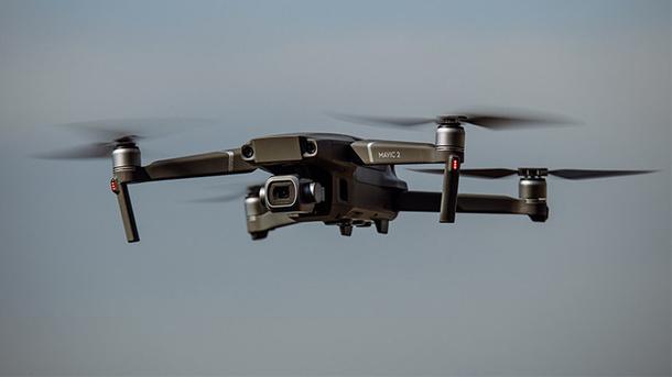 Drohnenpilot will Rehkitze retten
