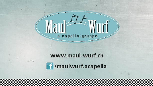 CD- und LP-Produktion zum 20. Maul-Wurf Jubiläum