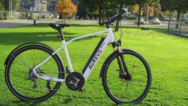 AureusDrive Einfach E-Bike