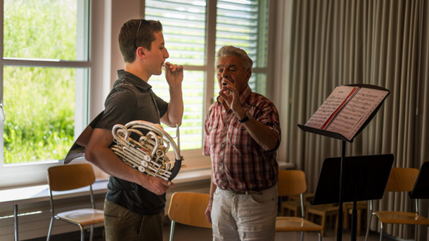 12. Internationales Hornfestival Sarnen