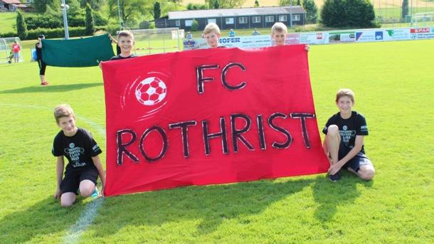 Ausrüstung A-Junioren Fc Rothrist