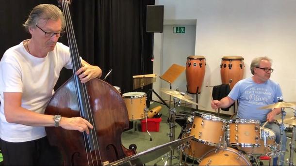 Urban Frey Jazz Quintett - neue CD, hilf mit!