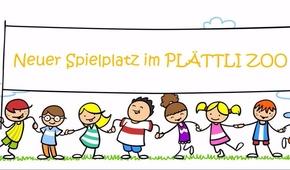 Neuer Kinderspielplatz im Plättli Zoo Frauenfeld