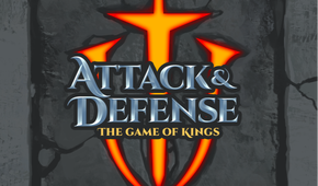 Fantasy Strategie Kartenspiel Attack and Defense