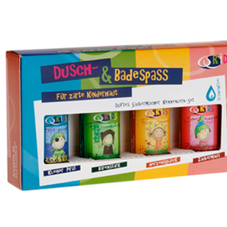 Geschenk-Set Kids Duschbad