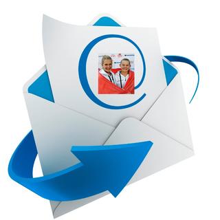 Persönliche E-Mail  von uns