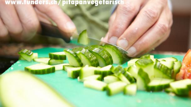 pitapan - gesunde vegetarische Nahrung to go