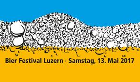 Bier Festival Luzern vom 13. Mai 2017