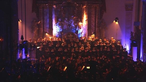 POPSANTO - Chor, Orchester und Band in Kirchen