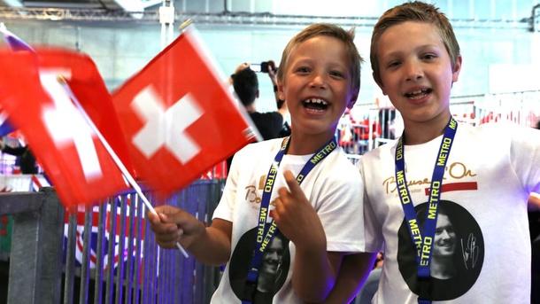 Die Schweiz am grössten Kochwettbewerb der Welt