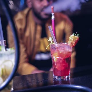 Gratis Shishas & gratis Cocktails für 8 Pers.