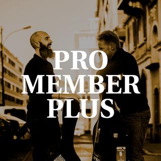 HEROES Pro Member Plus