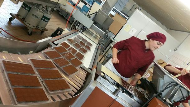 Kräuterschokolade Frauenmond