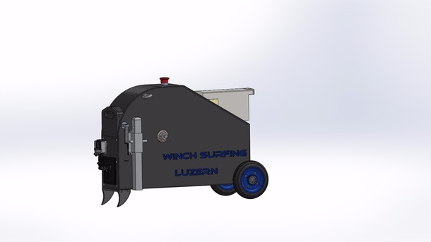 Electric Surfwinch