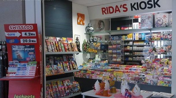 Rettung des Kioskes in Schwerzenbach